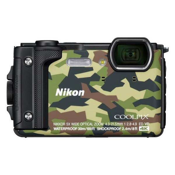 Фотоапарат NIKON Coolpix W300 Camo