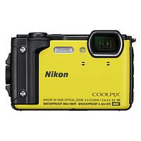 Фотоапарат NIKON Coolpix W300 Yellow, фото 1