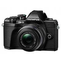Фотоапарат Olympus E-M10 MK III + 14-42 IIR KIT Black, фото 1