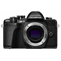 Фотоаппарат Olympus E-M10 MK III body Black, фото 1