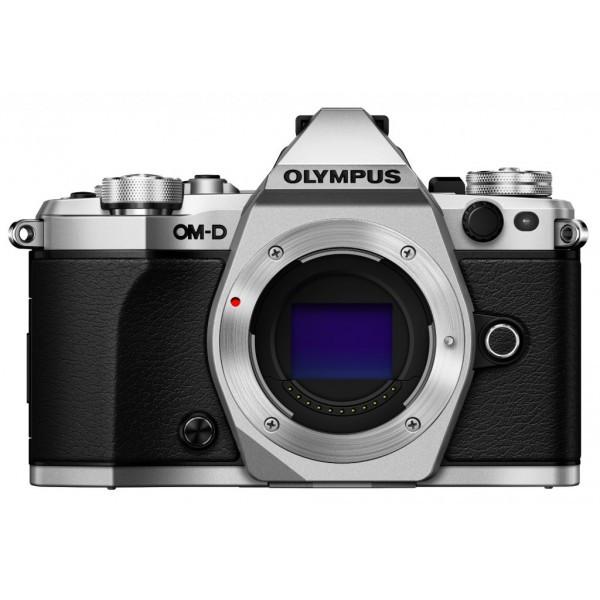 Фотоапарат Olympus OM-D E-M5 Mark II body Silver