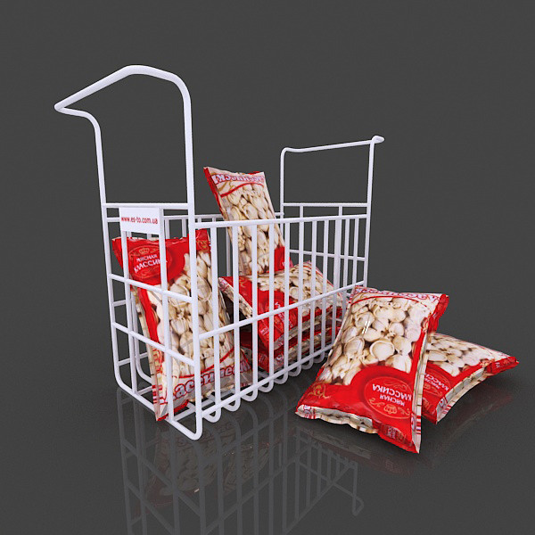 Корзина для морозильного ларя  - Компания VARGO торговое оборудование для магазина, полки для магазина, рекламные стойки в Кропивницком