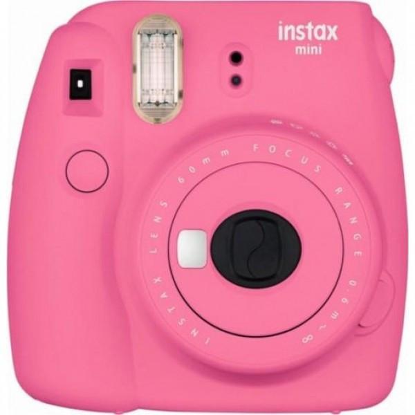 Камера моментальной печати Fuji Instax Mini 9 Pink