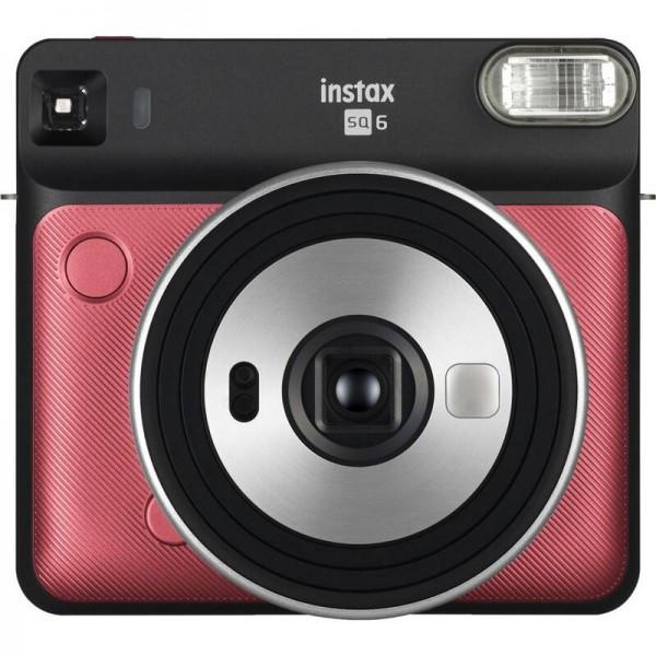 Камера моментальної друку Fujifilm Instax SQ6 Red