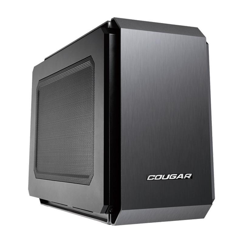 Корпус Cougar QBX Black без БЖ