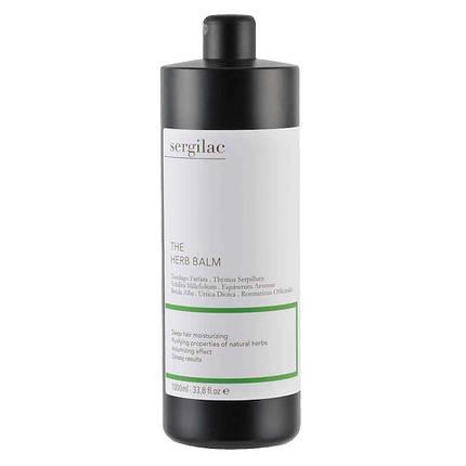 Бальзам-кондиционер для волос травяной SERGILAC, 1000 мл, фото 2