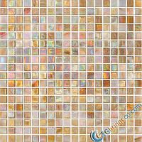 Микс из стекланной мозаики MRY 545 (15 х 15 )мм