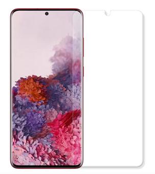 Гидрогелевая защитная пленка AURORA AAA на Samsung Galaxy S20 на весь экран прозрачная, фото 2