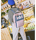 Сумка рюкзак для девочки подростка школьный, водонепроницаемый в стиле Канкен., фото 10
