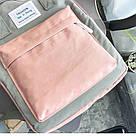 Сумка рюкзак для девочки подростка школьный, водонепроницаемый в стиле Канкен., фото 4