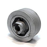 Шкив привода молотилки двигателя ЯМЗ-238АК и СМД-31 регулируемый 10.05.00.790 Дон-1500Б (D 250мм)