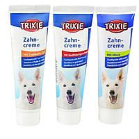 Зубная паста для собак Trixie 100г
