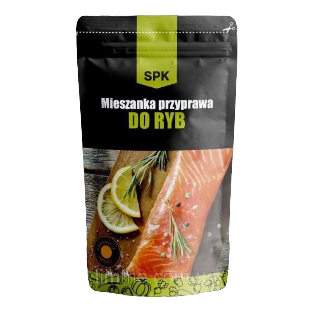 Приправа до рибних страв SPK Mieszanka przyprawa do Ryb 50 г.