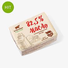 Масло солодковершкове екстра 250г ТМ Stepnoy