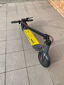 Електросамокат E-Scooter Pro Black 7800 mAh + Додаток Black (7118) Аналог Xiaomi M365
