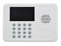 GSM сигнализация Intelligent Security Alarm System G3 RU для охраны дома офиса