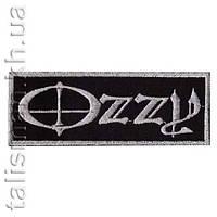 OZZY OSBOURNE-1 (Ozzy) - нашивка с вышивкой