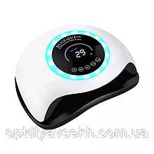 UV/LED лампа для ногтей Blueque BQ-V6,168 Вт. (ЕСТЬ ОПТ)