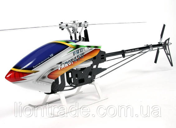 Модель вертольота Tarot 450PRO V2 FBL в комплектації KIT (TL20006-B)