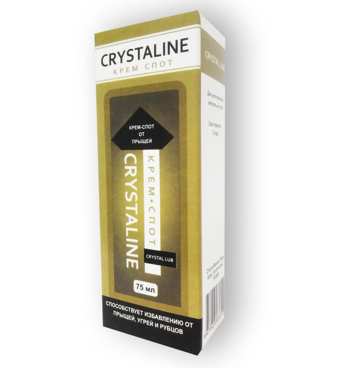 Crystaline - Крем-спот від прищів (Кристалин)