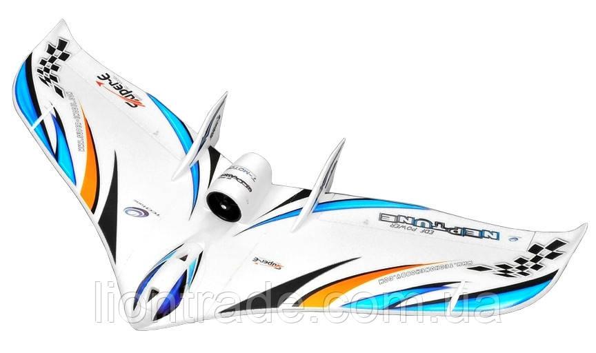 Літаюче крило TechOne Neptune EDF 1230мм EPO ARF (синій)