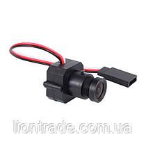 Камера FPV Tarot 600TVL 120° PAL 5-12V курсова (TL300M)