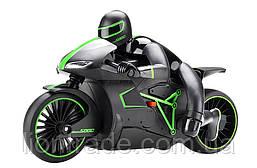 Мотоцикл радіокерований 1:12 Crazon 333-MT01 (зелений)