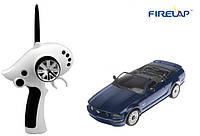 Автомодель р/к 1:28 Firelap IW02M-A Ford Mustang 2WD (синій), фото 1