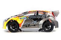 Радіокерована модель Ралі 1:10 Himoto RallyX E10XRL (сірий), фото 1