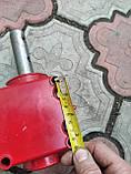 Редуктор польського розкидачі добрив 500 л. Jar-Met , Strumyk, РУН, РУМ та ін . Розміри на фото ., фото 3