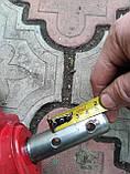 Редуктор польського розкидачі добрив 500 л. Jar-Met , Strumyk, РУН, РУМ та ін . Розміри на фото ., фото 5