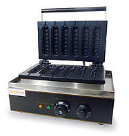 GoodFood Аппарат КОРН-ДОГ CM6 для приготовления вафли на палочке
