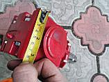 Редуктор польського розкидачі добрив 500 л. Jar-Met , Strumyk, РУН, РУМ та ін . Розміри на фото ., фото 4
