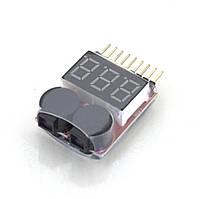 Тестер-сигналізатор для АКБ