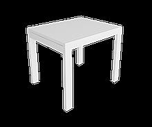 Стол обеденный раскладной трансформер Корс белый
