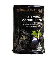 Шампунь Unicum одноразовый для котов и котят 15мл