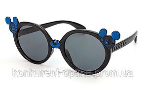 Очки в форме Микки Мауса с поляризацией для детей солнцезащитные