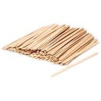 Размешиватели деревянные, 12 см