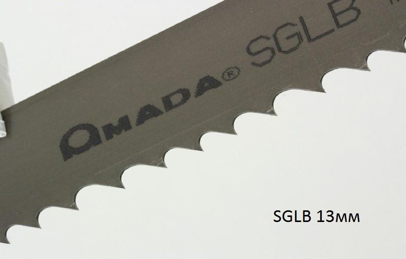 Полотна ленточнопильных станков SGLB 13мм