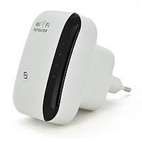 Підсилювач WiFi сигналу з вбудованою антеною LV-WR03, живлення 220V, 300Mbps, IEEE 802.11 b / g / n,