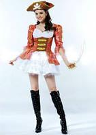 Пиратка - взрослій карнавальній костюм
