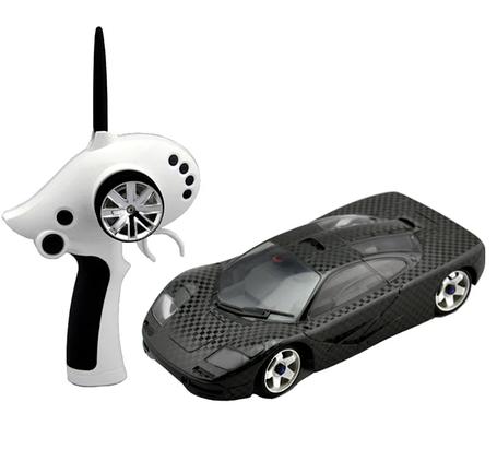 Автомодель р/у 1:28 Firelap IW02M-A Mclaren 2WD (карбон), фото 2