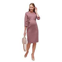 Плаття для вагітних і годуючих Isabelle ЮЛА МАМА (рожеве, розмір S), фото 1