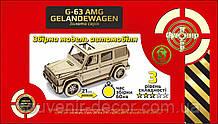 Сборная модель Автомобиля G-63 Gelandewagen