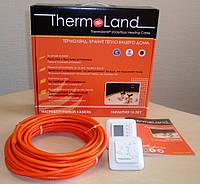 Кабель нагревательный двужильный Thermoland LTO 17/300 (2,1 м2), фото 1