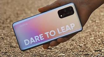 Realme анонсировала новый смартфон на чипе Dimensity 1000+