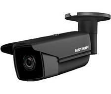 2-мегапіксельна IP відеокамера Hikvision з Micro SD картою DS-2CD2T23G0-I8 BLACK (4ММ)