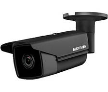 2Мп IP відеокамера Hikvision з Micro SD картою DS-2CD2T23G0-I8 BLACK (4ММ)