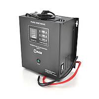 ДБЖ з правильним синусом Europower RTSWm-MPPT-2000LCD, 1400W, 24V, ток заряду 20 / 40A, 140-275V, MPPT (20 /