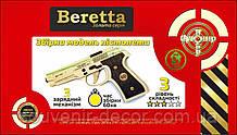 Сборная модель Резинкострела Beretta